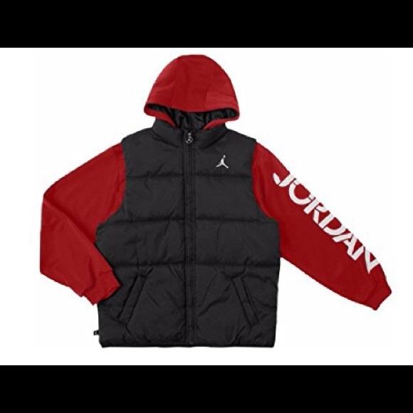 a6523044bbeda Jordan Jackets & Coats | Boys Classic 2fer Jacket | Poshmark